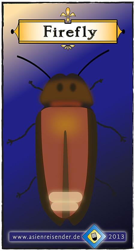 Firefly, Sketch by Asienreisender